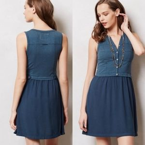 Saturday Sunday Anthropologie Highway Day Dress
